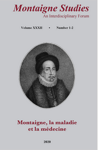 Montaigne Studies n°32