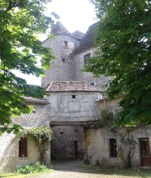 Visite virtuelle de la tour de Montaigne
