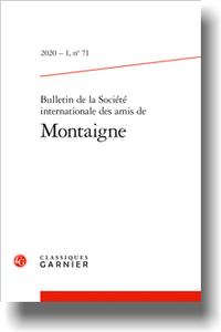 Bulletin de la Société 2020 – 1, n°71
