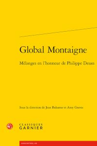 Parution des mélanges en l'honneur de Philippe Desan