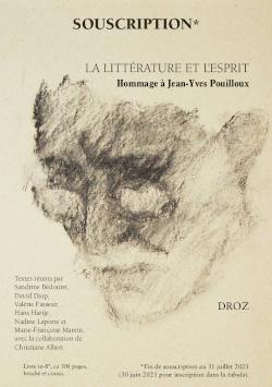 La littérature et l'esprit Hommage à Jean-Yves Pouilloux